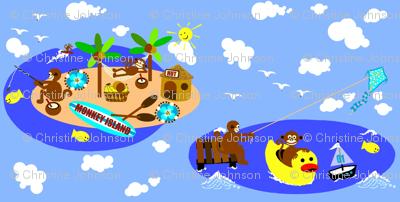 Monkey Island / baby_boy