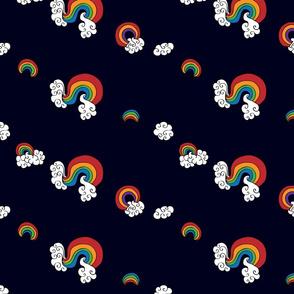 Rainbow Rows