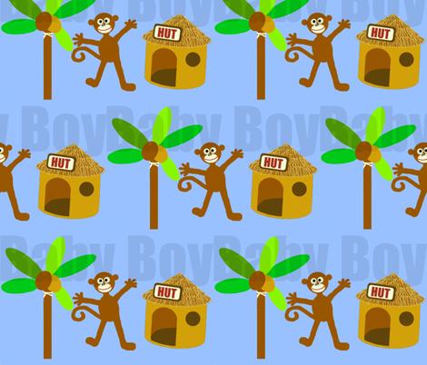 baby_boy fabric by paragonstudios on Spoonflower - custom fabric