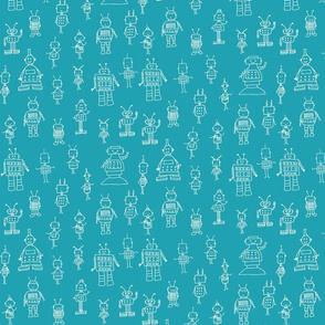 Little Robots Blueprint