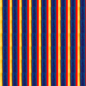 Vivid French Stripes