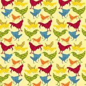 Rcolorful_roosters_glide_tilev3_with_added_rooster_6_by_9_inch_shop_thumb