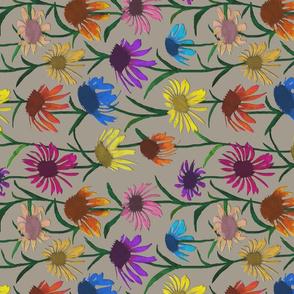 Echinaceas - Railroaded