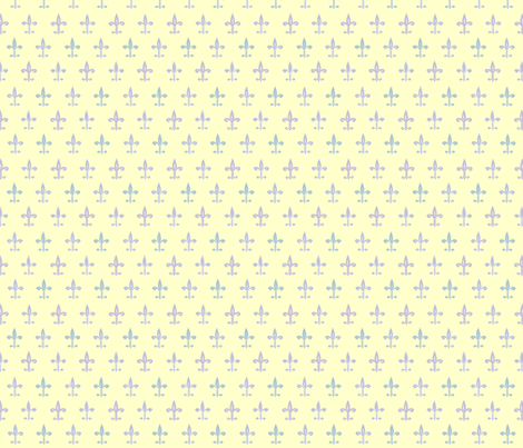 ©2011 fleurdelis 214 fabric by glimmericks on Spoonflower - custom fabric