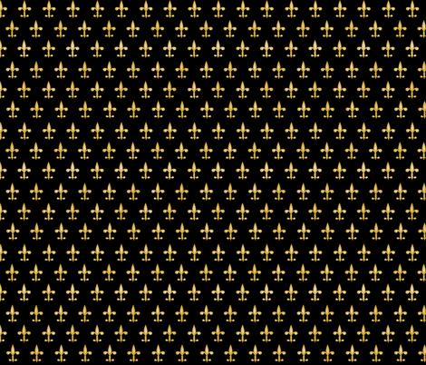 ©2011 fleurdelis 204 fabric by glimmericks on Spoonflower - custom fabric