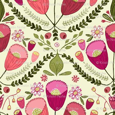Rococo Flowers 2