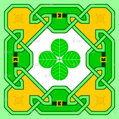 celtlep crock 4-leaf