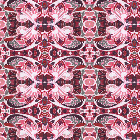 Be My Valentine fabric by edsel2084 on Spoonflower - custom fabric