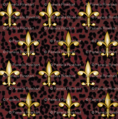 ©2011 Royal Red Leopard