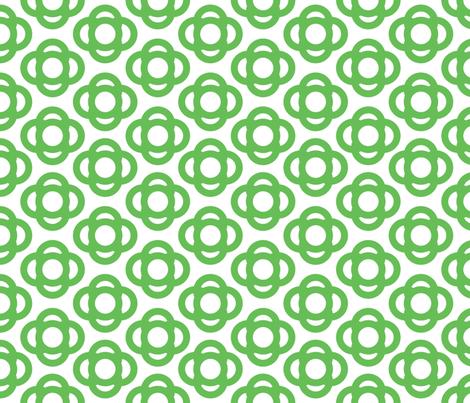 green_cloud fabric by flowerpress on Spoonflower - custom fabric