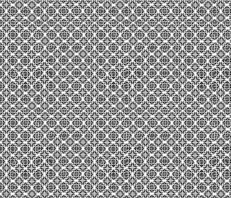 mollymoo's letterquilt fabric by mollymoo on Spoonflower - custom fabric