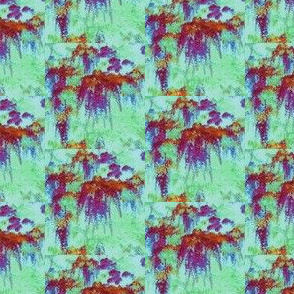 Trailing fronds