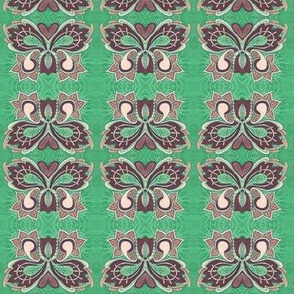 Flutterby Butterfy in green