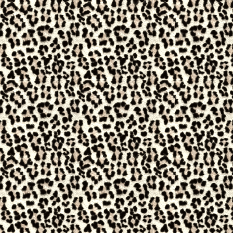 ©2011 snow leopard fabric by glimmericks on Spoonflower - custom fabric