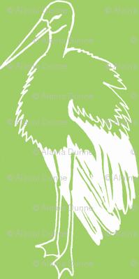 Green Stork
