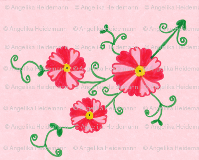 Flora Flower Lily