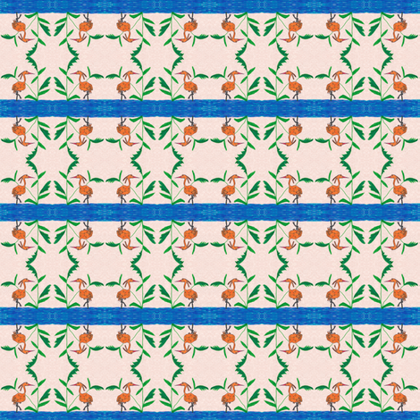 Florida Day fabric by angelsgreen on Spoonflower - custom fabric