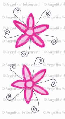 Flora Flower Rosie
