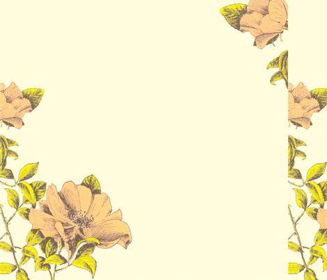Gillespie Napkin fabric by nikkibutlerdesign on Spoonflower - custom fabric