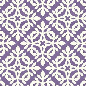 PURPLE & cream mini-papercut2