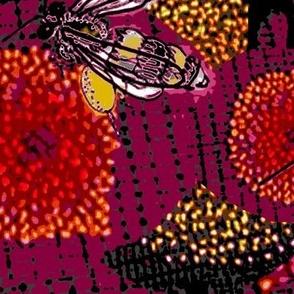 PollinatorCollageblackmagenta