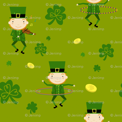 Leprechaun Hoopers