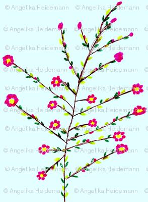 Flora Flower Millies