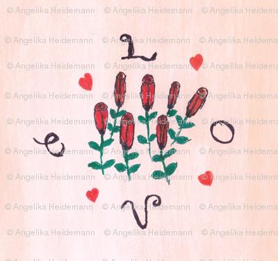 Flora Rose Love