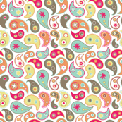 Candy paisley