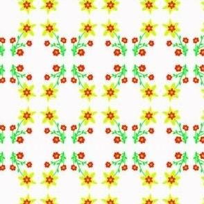 Flora Flower Sunny