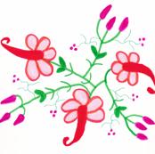 Flora Flower Mala