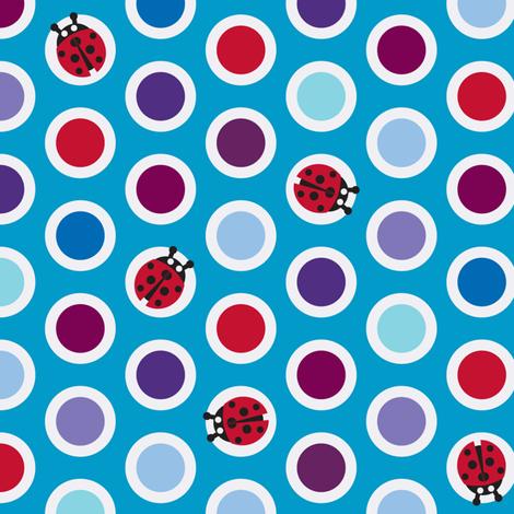 babyboy_bugs fabric by coggon_(roz_robinson) on Spoonflower - custom fabric