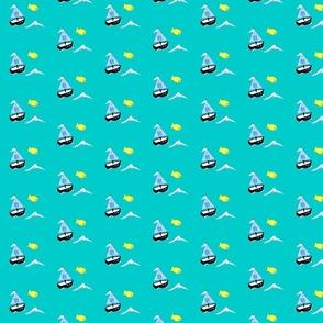 life's a Beach / boat