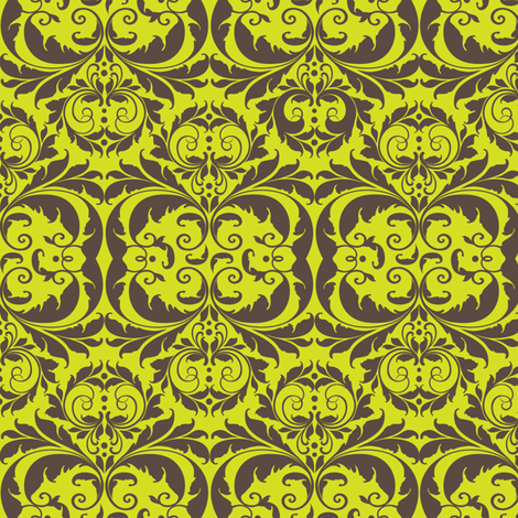 Modern decadence fabric by martinaness on Spoonflower - custom fabric