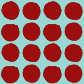 Misshapen Spots