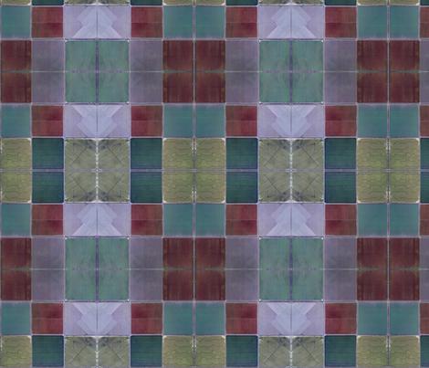 Geometry of Rice fabric by Ellarbee on Spoonflower - custom fabric