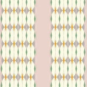 Colors of Spring 2011: Argyle Ovals