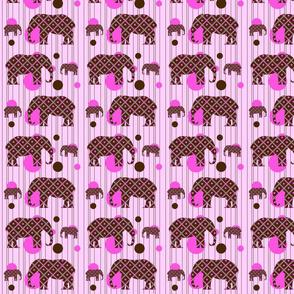 Pink Dot Elephant