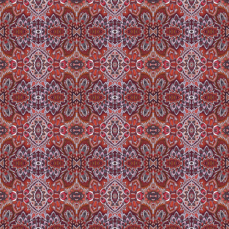 Hannah Bandana fabric by edsel2084 on Spoonflower - custom fabric