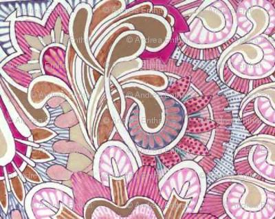 Queen Victoria's closet (pink)