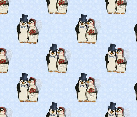 Rrpenguincouple0snowflakepattern-repeatdrop_shop_preview