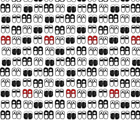 Kicks fabric by stickelberry on Spoonflower - custom fabric