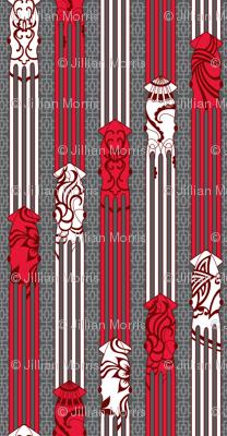 Squid Stripes