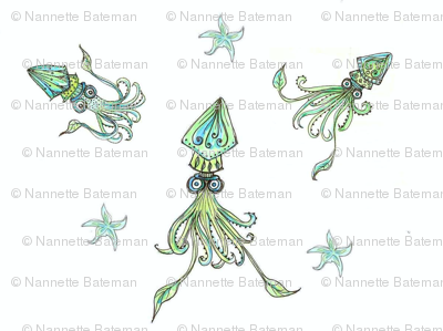 Squid Fancy