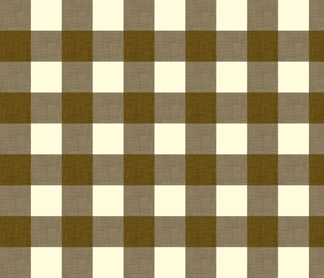 gingham fabric by holli_zollinger on Spoonflower - custom fabric