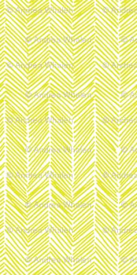 Freeform Arrows in citron