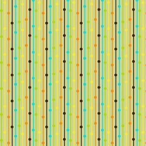 Baby boys dot stripes