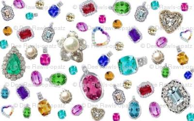 Jewels White