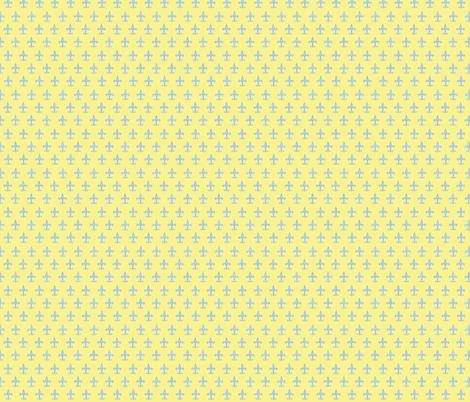 ©2011 fleurdelis304-bebe fabric by glimmericks on Spoonflower - custom fabric