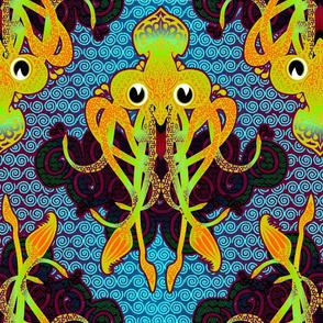 The Squid Majestic